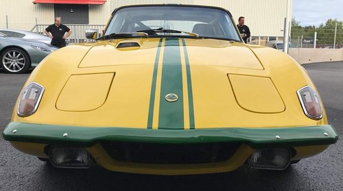TOTALLY RESTORED HILL CLIMB LOTUS ELAN 1969 WITH UK PAPERS For Sale (picture 1 of 6)
