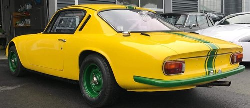 TOTALLY RESTORED HILL CLIMB LOTUS ELAN 1969 WITH UK PAPERS For Sale (picture 2 of 6)