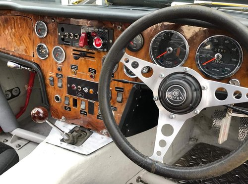 TOTALLY RESTORED HILL CLIMB LOTUS ELAN 1969 WITH UK PAPERS For Sale (picture 3 of 6)