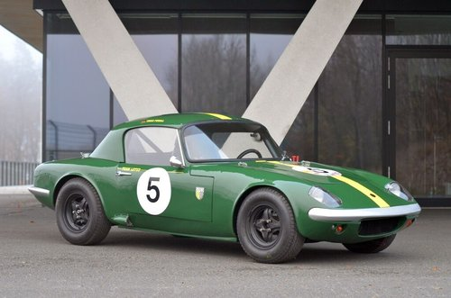 1965 Lotus Elan 26R specification  SOLD (picture 1 of 6)