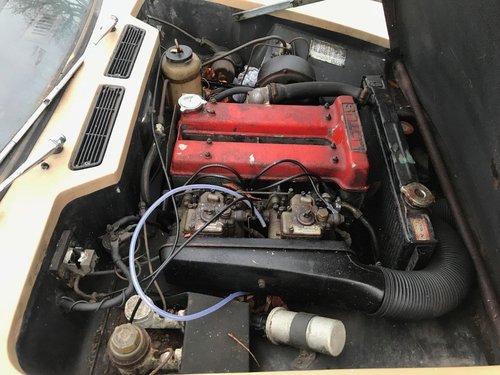 1968 LOTUS ELAN+2 BURNT SAND 1 OWNER 33K GARAGE FIND RARE!! SOLD (picture 6 of 6)