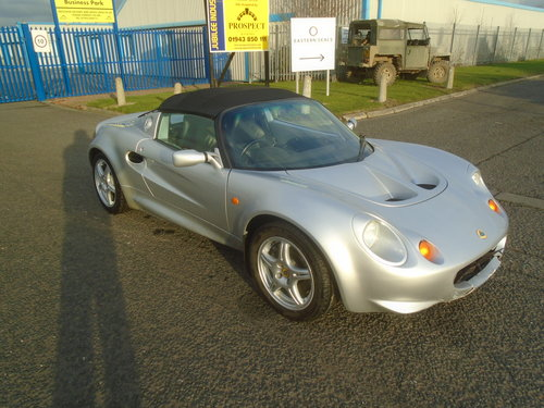 1998 MK 1 LOTUS ELISE 1.8 For Sale (picture 1 of 6)