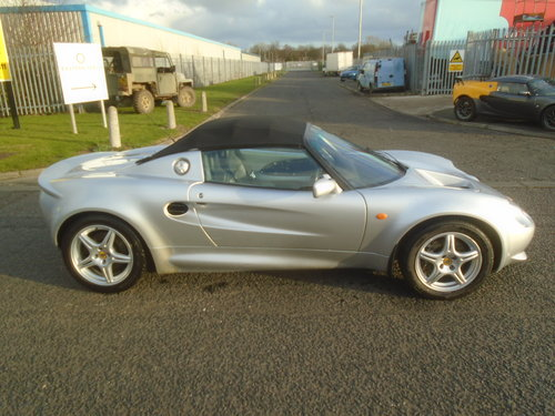 1998 MK 1 LOTUS ELISE 1.8 For Sale (picture 2 of 6)
