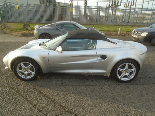 1998 MK 1 LOTUS ELISE 1.8 For Sale (picture 3 of 6)