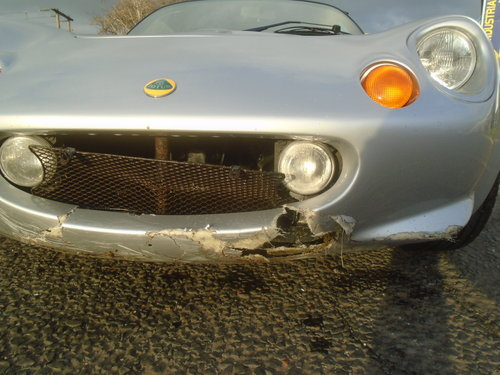 1998 MK 1 LOTUS ELISE 1.8 For Sale (picture 6 of 6)