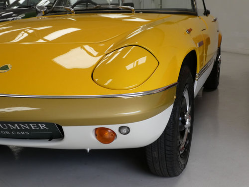 1973 Lotus Sprint DHC  SOLD (picture 3 of 6)