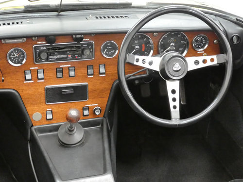 1973 Lotus Sprint DHC  SOLD (picture 4 of 6)