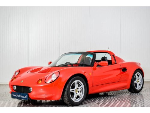 1997 lotus Elise VVC 1.8 S1 For Sale (picture 1 of 6)