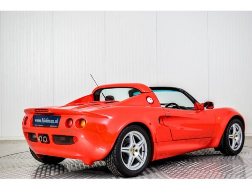 1997 lotus Elise VVC 1.8 S1 For Sale (picture 2 of 6)