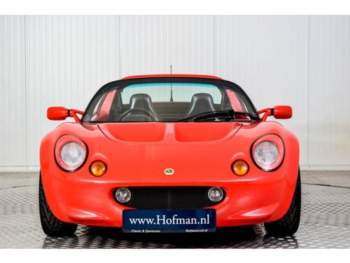 1997 lotus Elise VVC 1.8 S1 For Sale (picture 3 of 6)