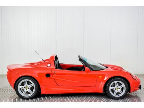 1997 lotus Elise VVC 1.8 S1 For Sale (picture 5 of 6)