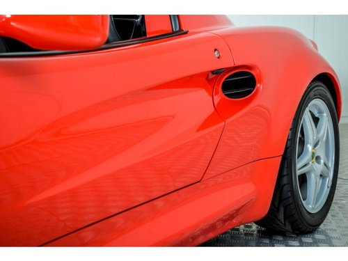 1997 lotus Elise VVC 1.8 S1 For Sale (picture 6 of 6)