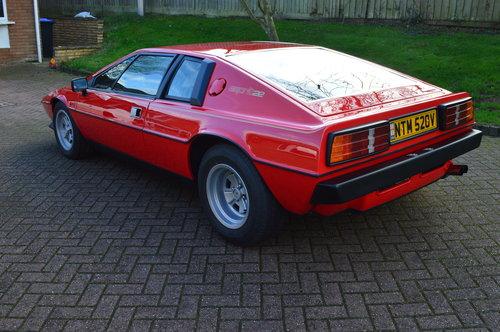1980 Lotus Esprit S2.2 SOLD (picture 2 of 6)