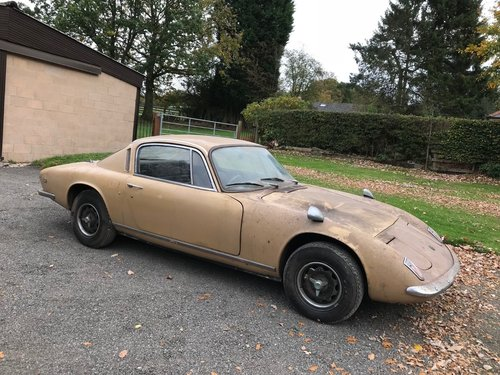 LOTUS ELAN WANTED GARAGE/BARN FINDS ALL CONSIDERED Wanted (picture 2 of 6)