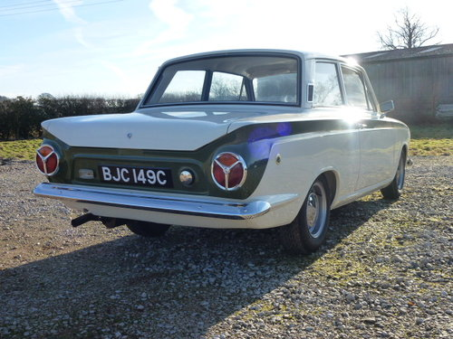 1965 An original Lotus Cortina MK 1  For Sale (picture 2 of 6)
