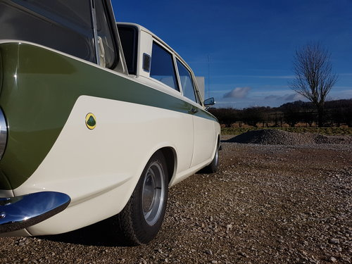 1965 An original Lotus Cortina MK 1  For Sale (picture 6 of 6)