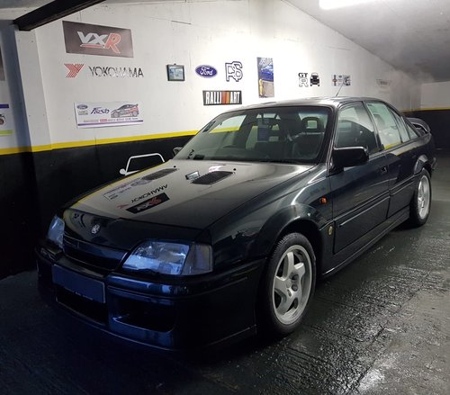 1993 Vauxhall Lotus Carlton 3.6 Turbo 377BHP Rare Immaculate For Sale (picture 1 of 6)