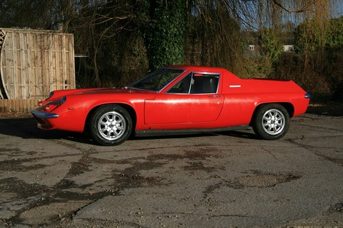 1973 Lotus Europa Twin Cam SOLD (picture 2 of 6)