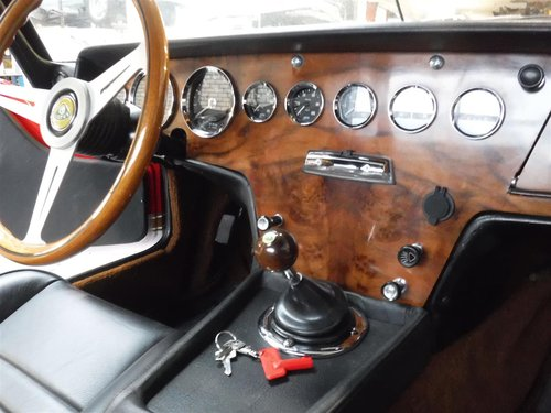 Lotus Elan S4 Sprint convertible 1971 For Sale (picture 4 of 6)