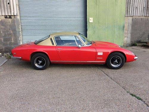 1970 Lotus Elan +2S SOLD (picture 2 of 6)