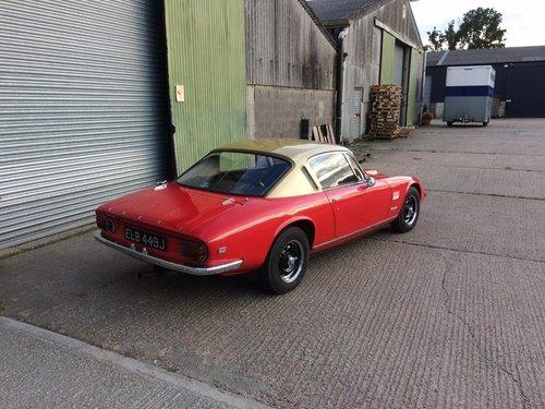 1970 Lotus Elan +2S SOLD (picture 3 of 6)