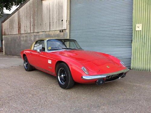 1970 Lotus Elan +2S SOLD (picture 4 of 6)