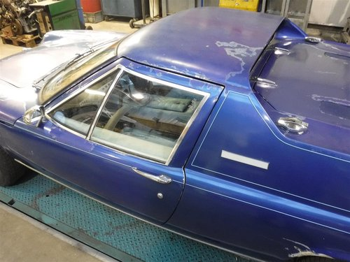1974 Lotus Europa Twin Cam blue For Sale (picture 2 of 6)