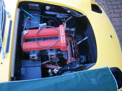 1971 LOTUS ELAN SPRINT GEN. FAC. DHC/LHD '71 *PROVISIONALLY SOLD* For Sale (picture 6 of 6)