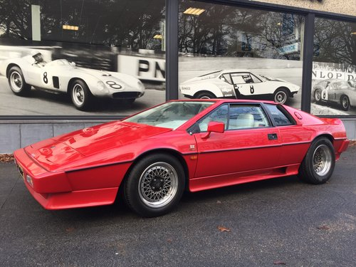 1981 Lotus Esprit S2.2 For Sale (picture 1 of 6)
