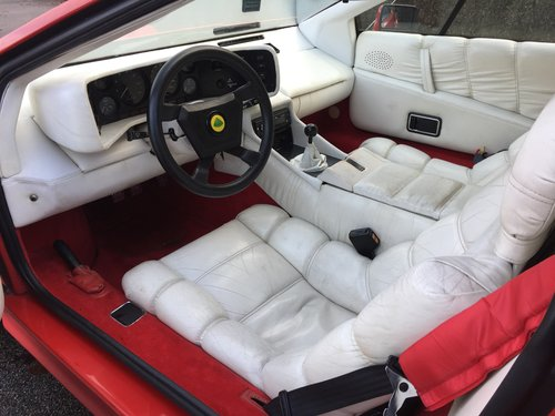 1981 Lotus Esprit S2.2 For Sale (picture 3 of 6)