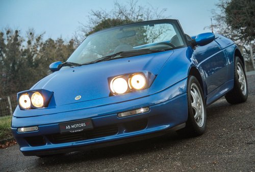 "1994 Very rare Lotus Elan 1.6 Turbo SE ""M100"" For Sale (picture 6 of 6)"