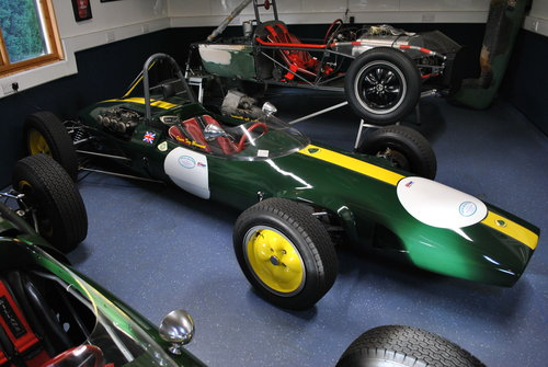 1962 Lotus 22 Out of the Film Grand Prix For Sale (picture 1 of 6)