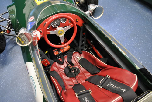 1962 Lotus 22 Out of the Film Grand Prix For Sale (picture 2 of 6)