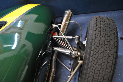 1962 Lotus 22 Out of the Film Grand Prix Formula Libre For Sale (picture 5 of 6)