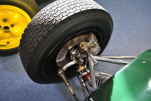 1962 Lotus 22 Out of the Film Grand Prix For Sale (picture 6 of 6)