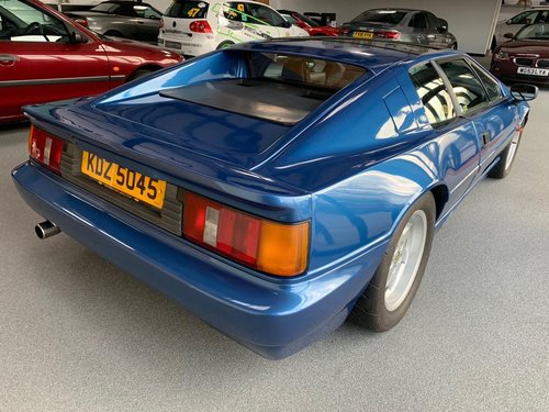 1991 One of the last of the X180  Carburettor Turbo Models For Sale (picture 4 of 6)