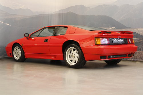 1992 Lotus Esprit 2.2 SE Turbo  For Sale (picture 2 of 6)