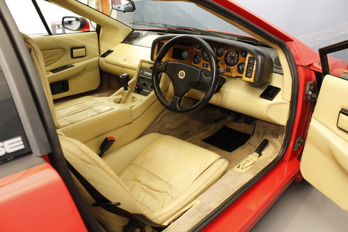 1992 Lotus Esprit 2.2 SE Turbo  For Sale (picture 3 of 6)