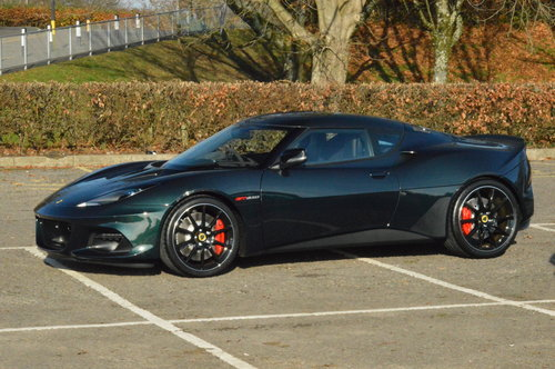 2019 Lotus Evora 410gt For Sale Car And Classic