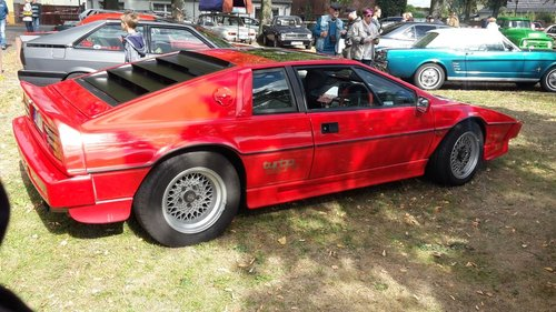 famous brand sells get online 1986 Lotus Esprit Turbo in Berlin for sale! For Sale | Car ...