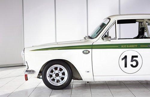 1965 Genuine MK1 Lotus Cortina Aeroflow For Sale (picture 1 of 6)