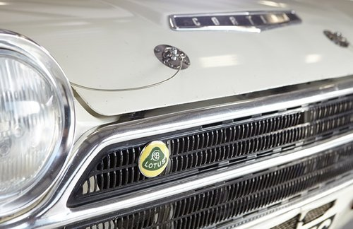 1965 Genuine MK1 Lotus Cortina Aeroflow For Sale (picture 2 of 6)
