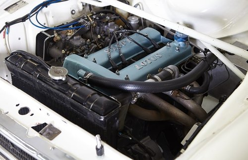 1965 Genuine MK1 Lotus Cortina Aeroflow For Sale (picture 5 of 6)