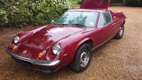 LOTUS EUROPA WANTED EUROPA TWIN CAM WANTED  Wanted (picture 3 of 6)