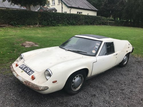 LOTUS EUROPA WANTED EUROPA TWIN CAM WANTED  Wanted (picture 4 of 6)