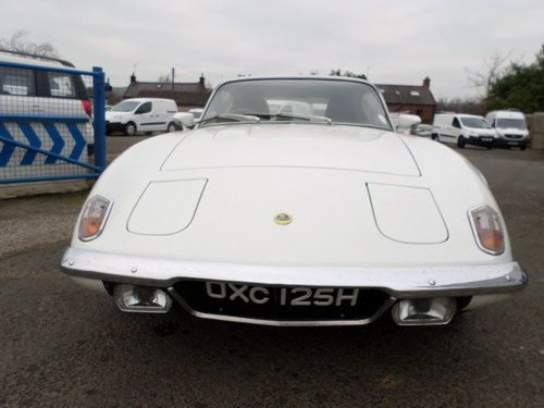 1969 Lotus Elan + 2 may consider classic part exchange For Sale (picture 3 of 6)