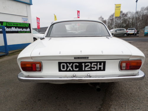 1969 Lotus Elan + 2 may consider classic part exchange For Sale (picture 4 of 6)