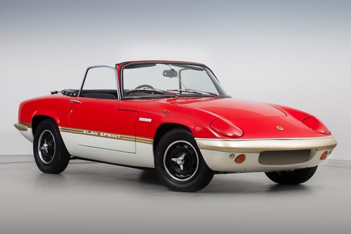 LOTUS ELAN SPRINT WANTED IN ANY CONDITION Wanted (picture 2 of 5)