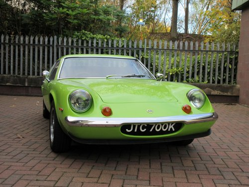 1971 Lotus Europa Twin Cam fully restored £28,000 SOLD (picture 5 of 6)