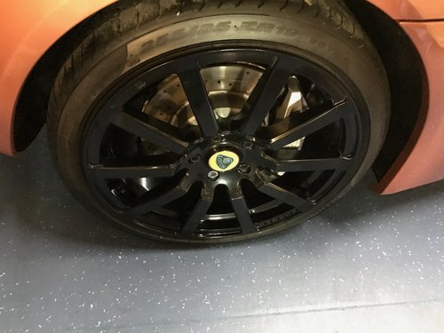 Lotus Evora 414e Hybrid Electric Car One of One For Sale (picture 5 of 6)